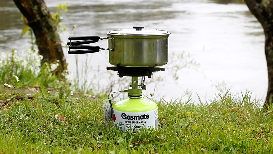 Gasmate has a range of Butane fueled Hiker Stoves, ideal for lightweight campers.