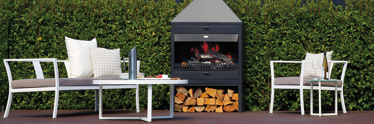 Outdoor Kitchens & Heating