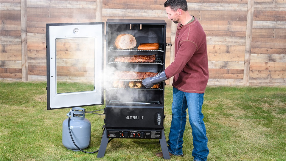 Masterbuilt designs and builds the most innovative gas and digital smokers on the market. Perfect for the beginner or the pro. This is the [MPS 250 S XL](https://www.masterbuiltsmokers.co.nz/smokers/mps-250-s-xl-gas-smoker).